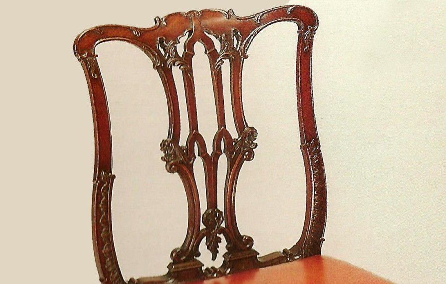 Chippendale Parlour Chair