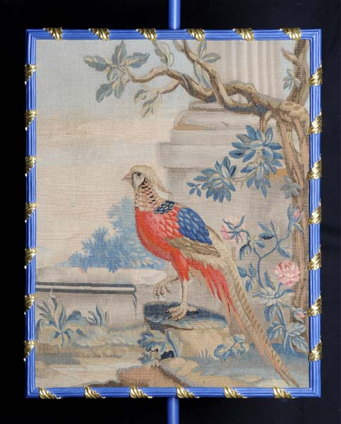 Tapestry fire-screen panel, Harewood House.