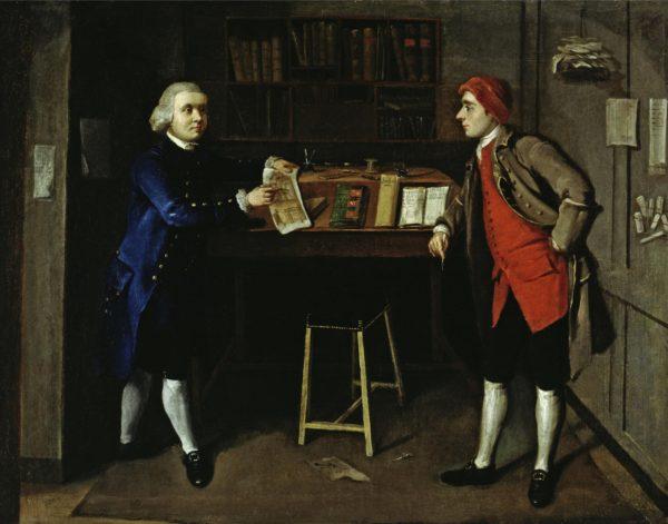 A Cabinet Maker's Office V&A