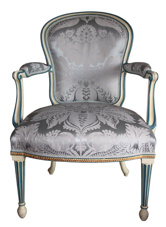 Chippendale chair, Burton Constable Hall