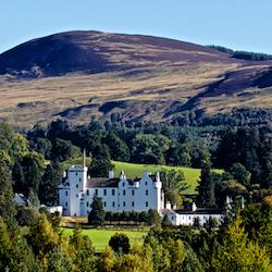 Blair Castle, Perthshire.