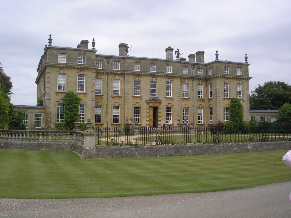 The Chippendale Society Three Day Visit To Oxfordshire