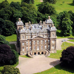 Duff House, Banffshire, Scotland.