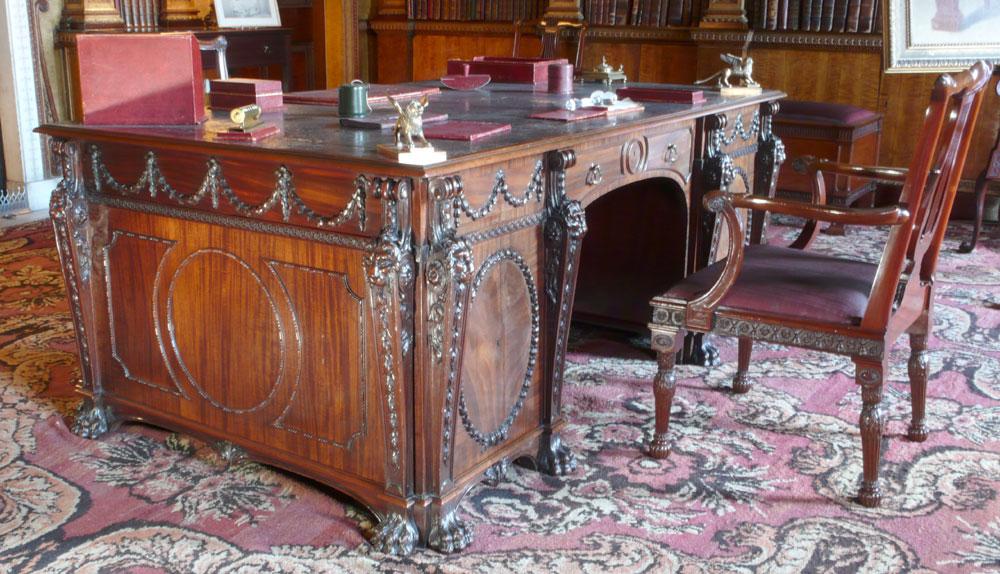 Nostell desk