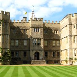 Rousham House, Oxfordshire.
