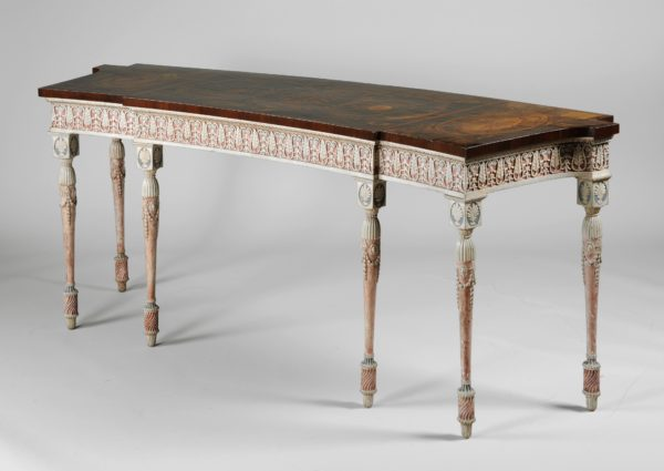 Table from Harewood House