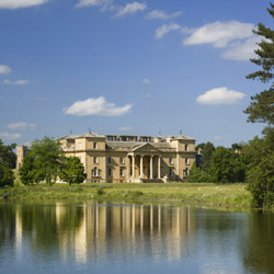 Croome Court, Worcestershire.
