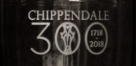 Chippendale 300 glass engraving