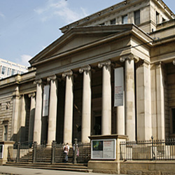 Manchester Art Gallery, Manchester.