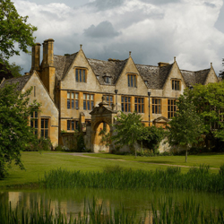 Stanway House, Gloucestershire.